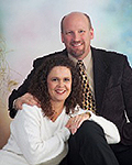 This is a photo of the late Pastor Gerald Klooster and his lovely wife Patti.